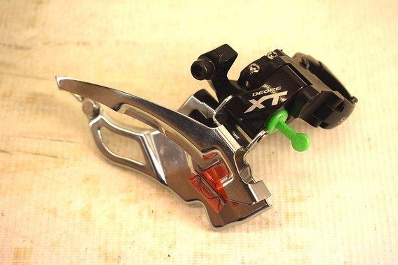 Shimano Deore XT FD-T781 Umwerfer, 3-fach