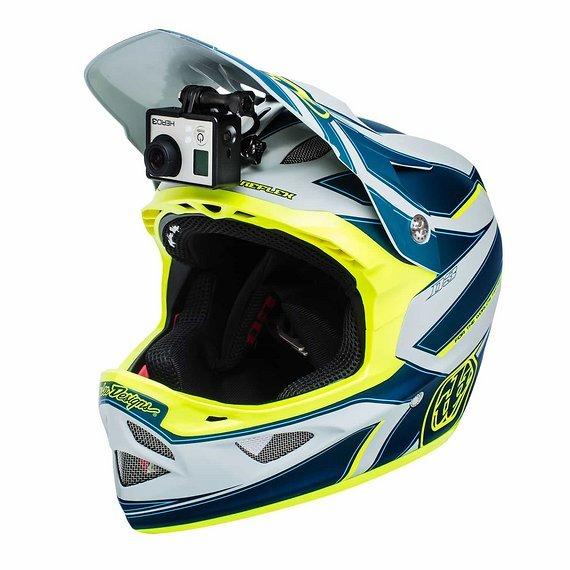 Ninja Mount Action Kamera Halterung für Fullface Helme - GoPro