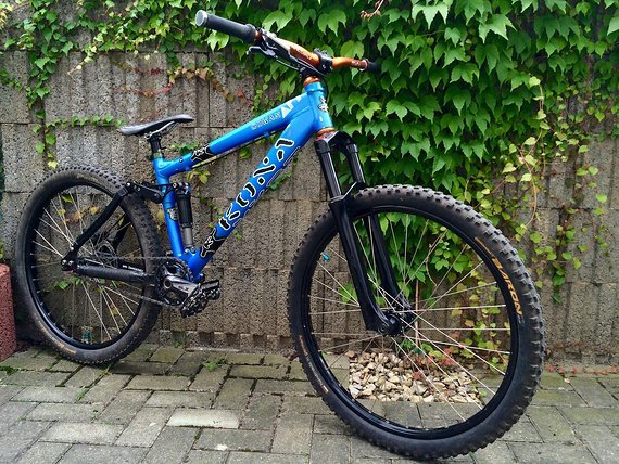 Kona Cowan DS Dirtfully
