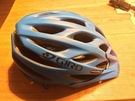 Giro Phase Blau