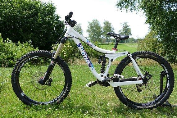 Kona Custom Bike