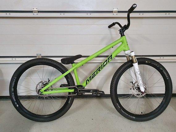 Merida Trials Bike