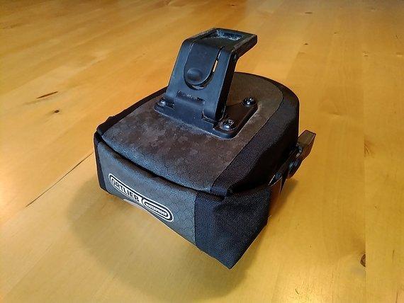 Ortlieb Micro ICS Satteltasche