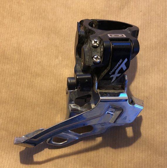 Shimano XT 2x10 FD-M786