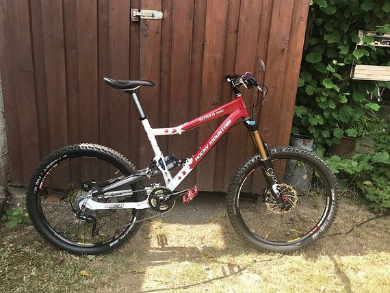 Rocky Mountain Slayer SXC Custum