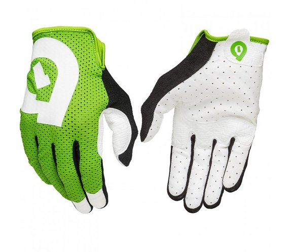 661 SixSixOne Raji Gloves / Handschuhe green XS