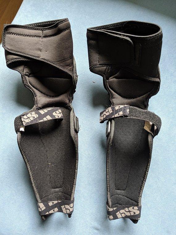 IXS Assault Knie- und Schienbeinschoner