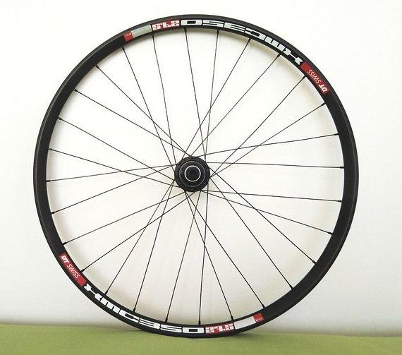 DT Swiss MTB Carbon Rear Wheel Dt Swiss XMC 350 + Sram X0 XD 27.5 X 21.5mm (12x142mm)