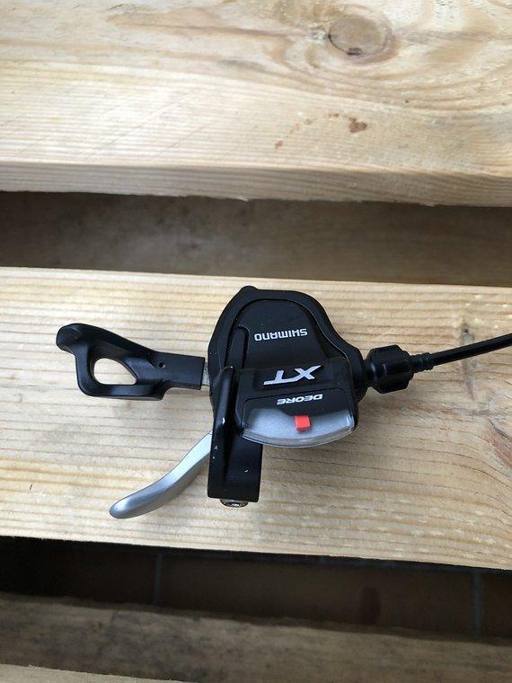 Shimano Deore XT Schalthebel SL-M780 Set 2-/3x10 links