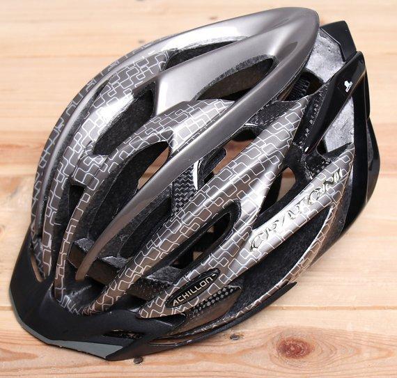 Cratoni Achillon 54-58 cm MTB-Helm Fahrrad-Helm Renn-Rad-Helm