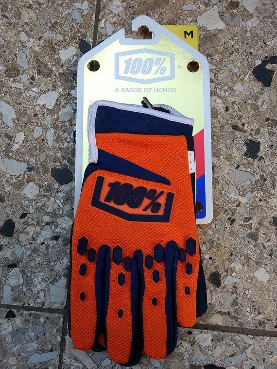 100% Airmatic Glove Handschuhe Gr. M