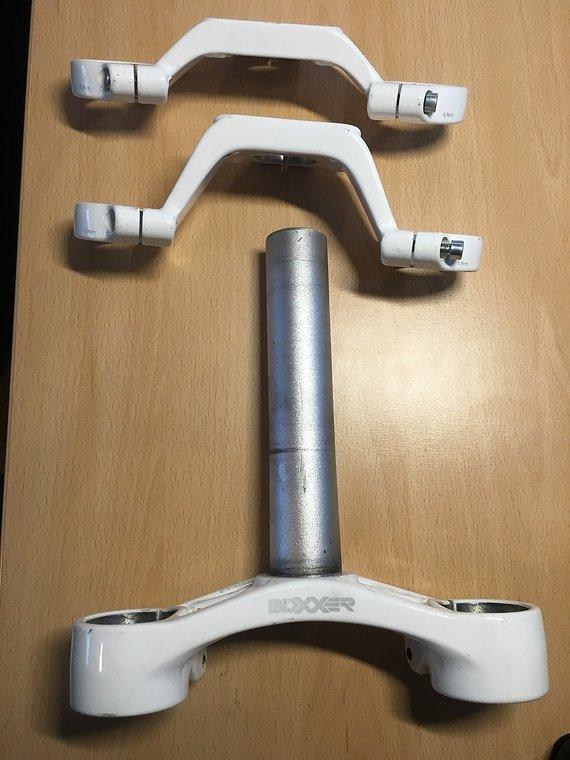 RockShox Krone / Schaft für BoXXer 35 mm ab 2010