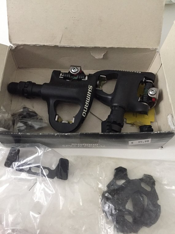 Shimano SPD-R R535 OVP