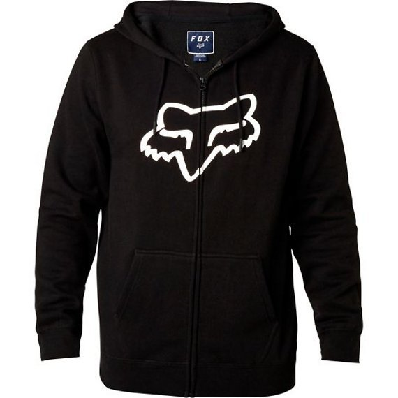 Fox Legacy Foxhead Hoodie / Zipper Fleece Gr. M *NEU*