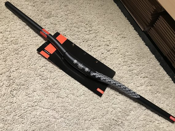 Gamut Cillos Trail Lenker 760 / 20mm Rise *NEU*
