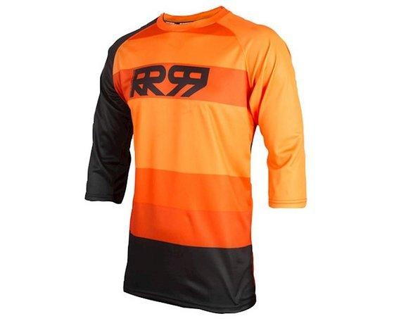 Royal Racing Drift Jersey 3/4 Amber / Black Gr. S *NEU*