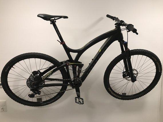 Niner Bikes Niner JET 9 RDO Carbon mit Eagle