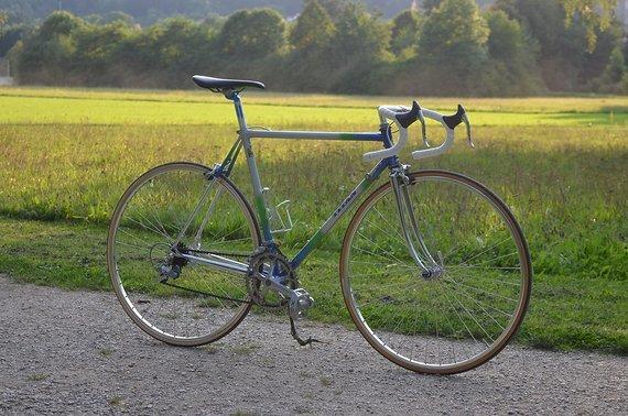 Titan Rennrad, Oldtimer