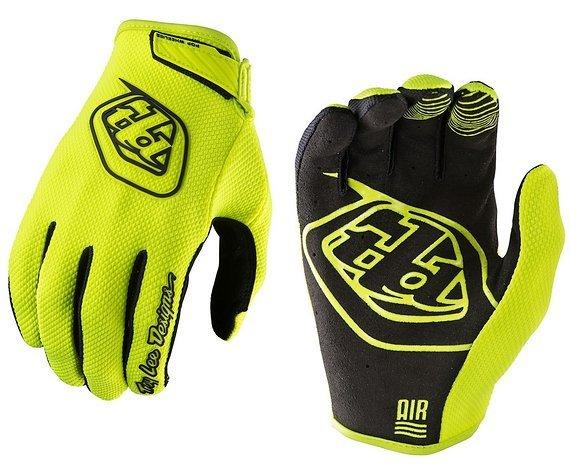 Troy Lee Designs Air Glove/Handschuhe, Flo Yellow M