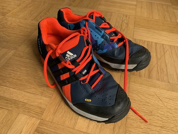 Adidas Terrex Trail Cross Schuhe, Größe UK 5 1/2, EU 38 2/3