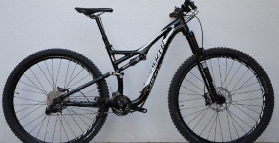 "Specialized Stumpjumper FSR Evo Comp 29"" M"