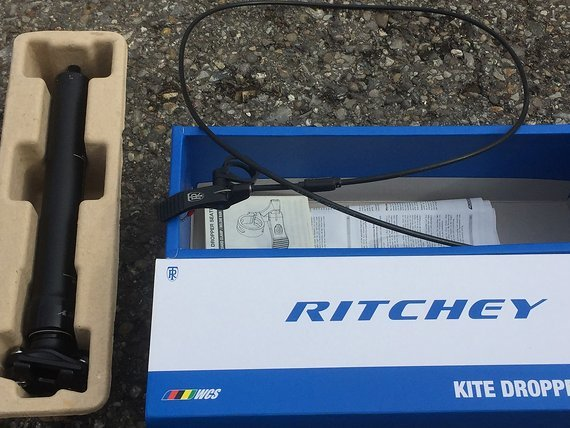 Ritchey Kite Dropper Seatpost WCS