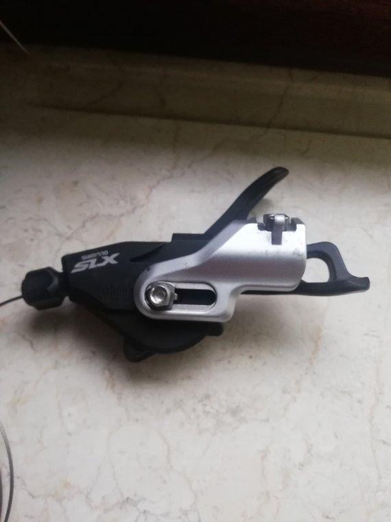 Shimano SLX Schalthebel für 2- und 3-fach