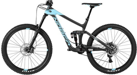Norco 2017 Range Carbon C 7.3 Komplettbike - NEU! - Größe L