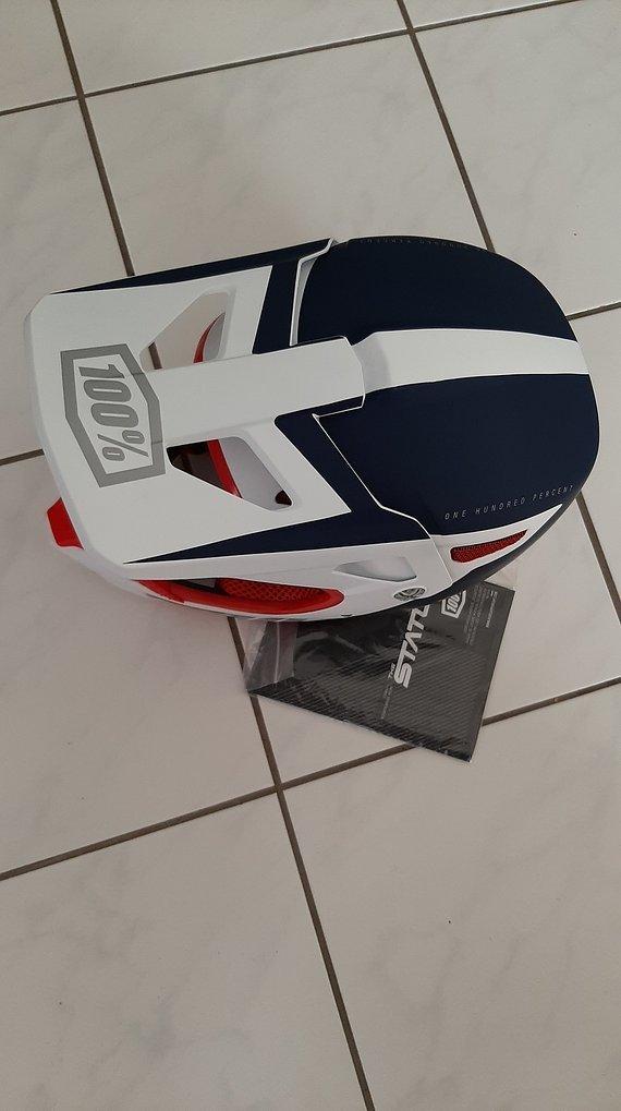 100% Dh Helm Status neu Größe M Farbe rodian