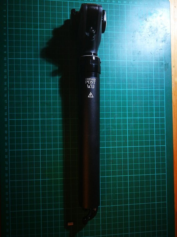 Specialized Command Post Wu 34,9, 150 mm