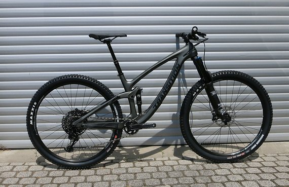 Transition Bikes Komplettbike Smuggler Carbon GX - Größe M - schwarz
