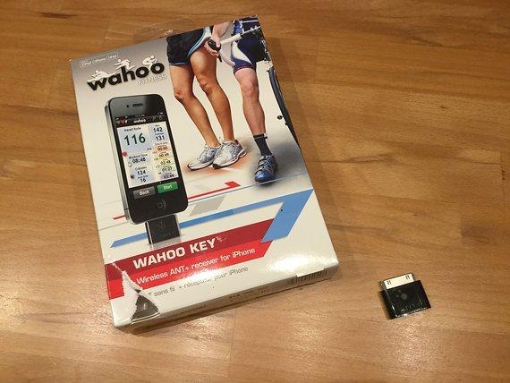 Wahoo ANT+ Adapter für IPhone Oder Ipad