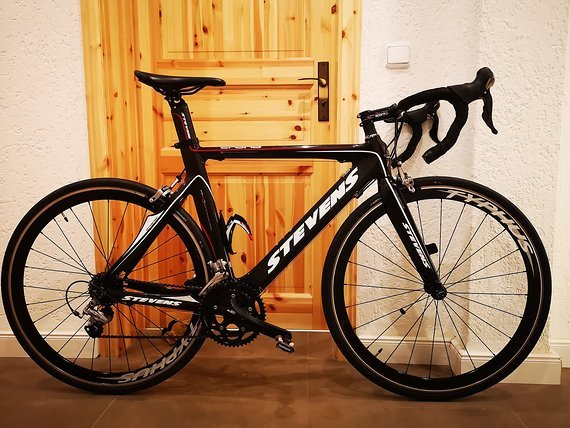 Stevens Crono TT Carbon