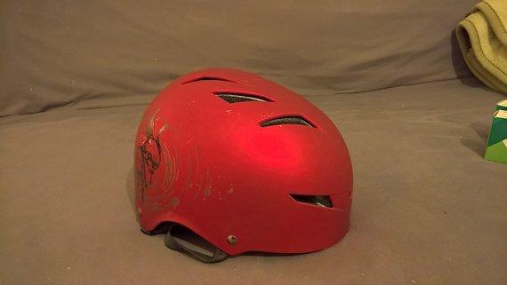 Giro Flak Dirt BMX Skate Helm Größe S