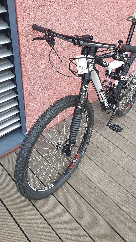Cannondale Scalpel 29 Carbon 10,8 kg Größe L Lefty XLR