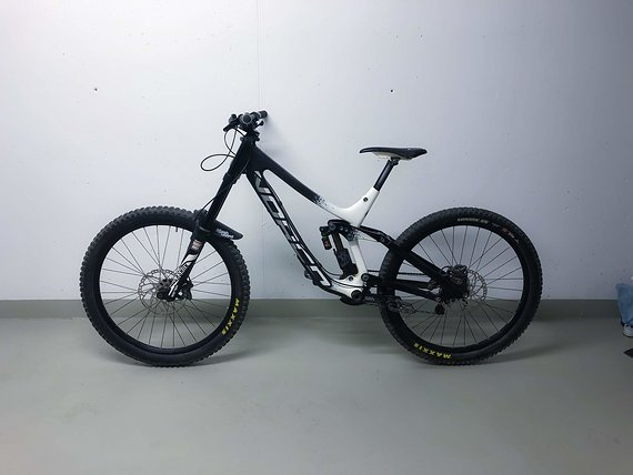 Norco Aurum C7.3 Carbon L C 7.3 Downhill DH 650b 27,5""