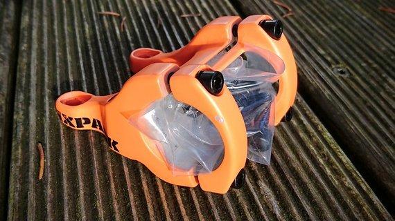 Sixpack Millennium Direct mount 42-50mm Vorbau,  NEU!!