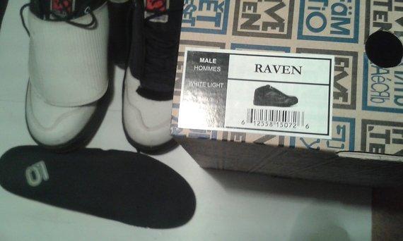 """5.10 Fiveten MTB-Schuhe Flat-pedals """"RAVEN"""""""