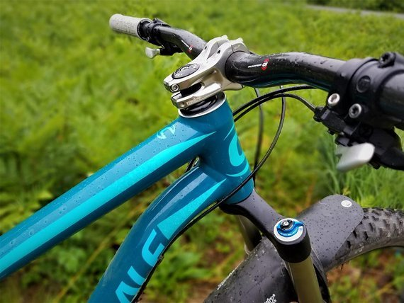 Cannondale angleset eccentric headset