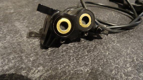 Magura Mt 5,  Mt 7 Bremsattel Blenden Blenden-Set !! Blendenringe