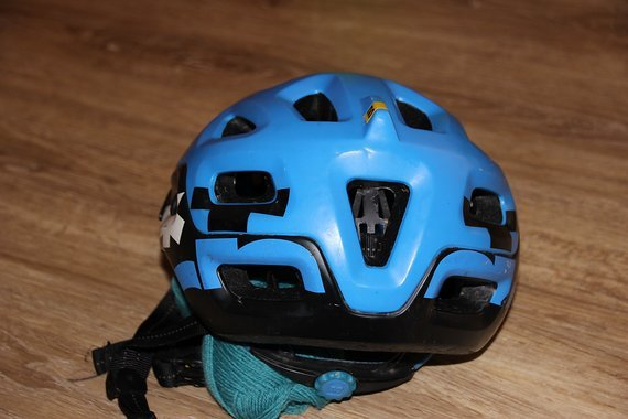 Mavic Notch Enduro Kinder Helm  51-56
