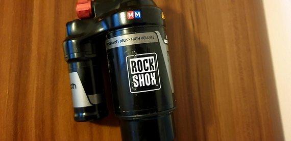 RockShox Monarch Plus RC3 216x63 M/M