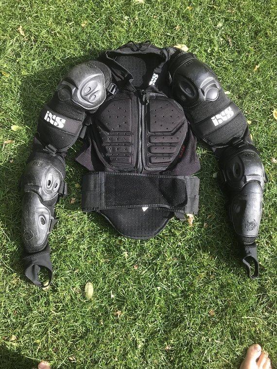 IXS Protektorenjacke Größe M-L