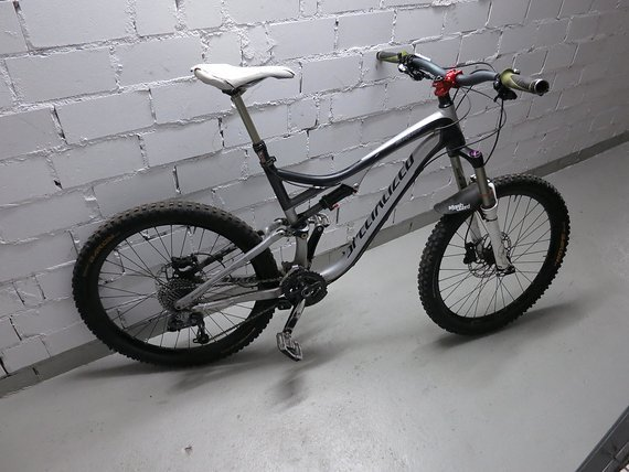 Specialized Stumpjumper EVO Comp 2012