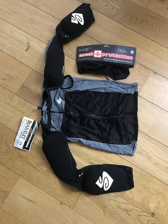 Sweet Protection Bearsuit Light Shirt, XL