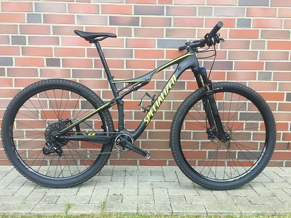 Specialized Epic FSR Comp Carbon World Cup 29