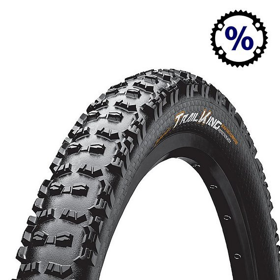 "Continental Trail King 29"" x 2,4"" ProTection Apex - Faltreifen"