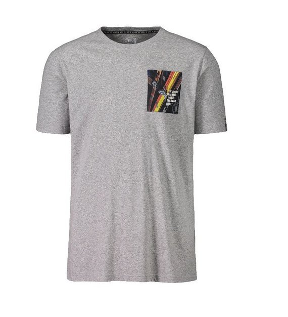 Maloja AareM. T-Shirt grey melange in L