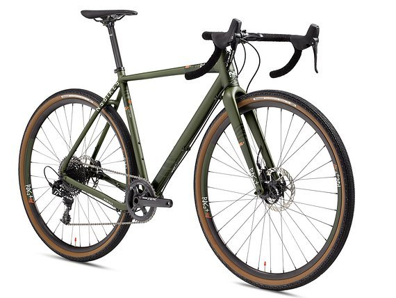 "NS Bikes RAG+ 1 Road & Gravel Plus 11s 700C/27,5"", Gr. XL"