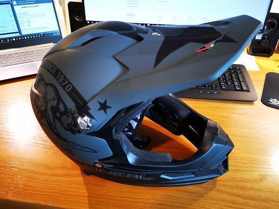 O'Neal Fury RL California Downhill Helm